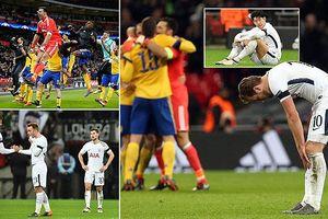 Ngược dòng 3 phút hạ Tottenham, Juve theo chân Man City