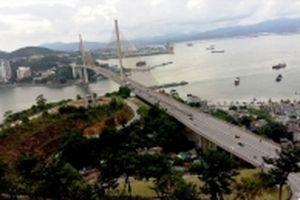 Gần tám nghìn tỷ đồng xây đường hầm xuyên vịnh Cửa Lục