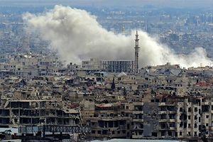 Quân đội Syria chuẩn bị bao vây Đông Ghouta