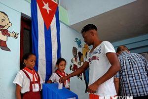 Cuba lên án hành động khiêu khích của nước ngoài trước thềm bầu cử
