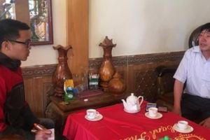 Thực hư thông tin 'mó nước thần' xuất hiện ở Sơn La