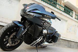 Cận cảnh môtô Honda CTX1300 giá 470 triệu tại Sài Gòn