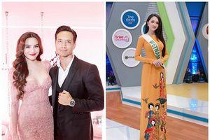 Cứ mỗi lần sánh đôi, Hồ Ngọc Hà - Kim Lý lại chiếm vị trí top sao mặc đẹp nhất tuần