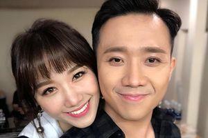 Trấn Thành mỉa mai Hari Won: 'Đừng làm vợ nữa, em làm mẹ anh luôn đi'