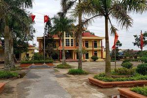 Nam Định: Bắt thêm 2 cán bộ trong vụ bán hàng nghìn mét đất sai quy định