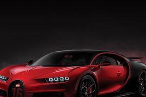 'Thần gió' Bugatti Chiron Sport hoàn toàn mới trình làng