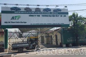 Công ty An Thịnh Phát thuê xe ô tô rồi chiếm đoạt