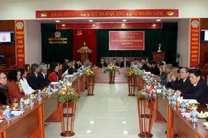 TAND tỉnh Quảng Bình tổ chức gặp mặt cán bộ hưu trí