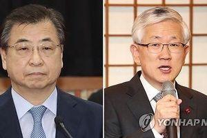 Tuần tới, các đặc phái viên Hàn Quốc sẽ sang Nhật Bản