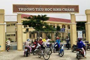 Vụ cô giáo quỳ gối: Chiều nay biểu quyết kỷ luật đảng viên Võ Hòa Thuận