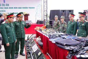 Khởi động Dự án 'Việt Nam - Hàn Quốc hợp tác khắc phục hậu quả bom mìn sau chiến tranh'