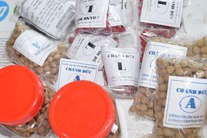 Tịch thu 312.600 viên thuốc 'đặc trị tiểu đường' không rõ nguồn gốc
