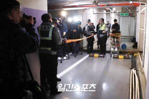 Cảnh sát phong tỏa nhà kho nơi tài tử Jo Min Ki tự sát