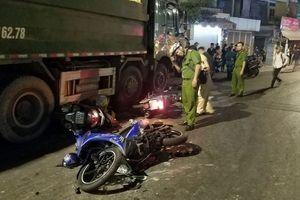 Thông tin mới vụ xe ben gây tai nạn kinh hoàng ở Sài Gòn