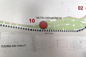 Lấy ý kiến người dân về ga tàu điện ngầm cạnh Hồ Gươm