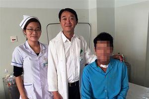 Phẫu thuật thành công ca ung thư lưỡi lan rộng bằng phương pháp mới
