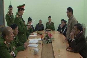 Bắt 2 cán bộ xã Yên Tiến về tội danh 'lạm quyền'