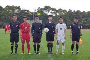 U16 Thái Lan chờ U16 Việt Nam ở bán kết