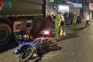 Bắt tạm giam tài xế xe ben làm 6 người thương vong