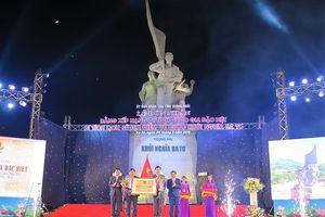 Lễ đón nhận bằng xếp hạng di tích lịch sử quốc gia đặc biệt tại Ba Tơ