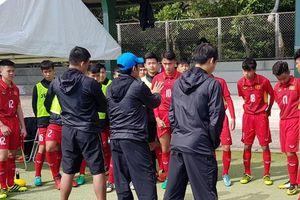 U16 Việt Nam quyết đấu U16 Thái Lan tranh suất đá chung kết