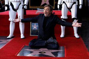 Bậc thầy 'Star Wars' sung sướng nhận sao trên Đại lộ danh vọng
