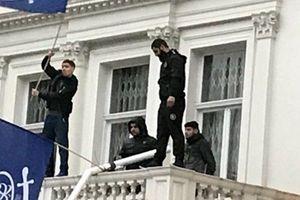 Đại sứ quán Iran ở London bị tấn công