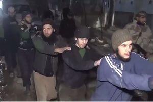 Nhóm phiến quân đầu tiên rời Đông Ghouta theo yêu cầu của Nga