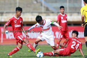 U.19 HAGL thua đau phút chót, HLV Phương Nam muốn cầu thủ ghi bàn duy nhất học tập Chanathip của Thái Lan