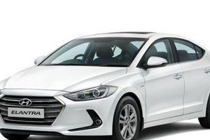 Top 10 xe châu Á hút khách nhất tháng 1/2018