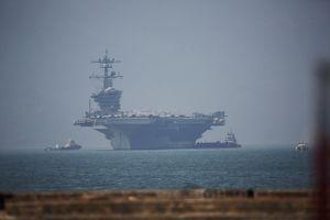 Toàn cảnh chuyến thăm lịch sử của đội tàu sân bay USS Carl Vinson ở Đà Nẵng