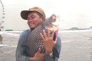 Lão nông trở thành tỷ phú nhờ nuôi loài cá suýt tuyệt chủng