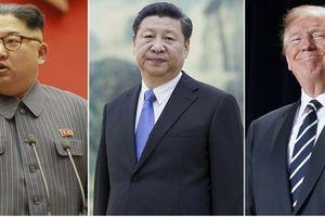 Chủ tịch Tập Cận Bình điện đàm với Tổng thống Donald Trump về chuyện gặp lãnh đạo Triều Tiên