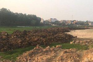 Hữu Lũng - Lạng Sơn: Đề xuất xử phạt Công ty Hòa Hiệp 120 triệu đồng vì sử dụng đất trái phép