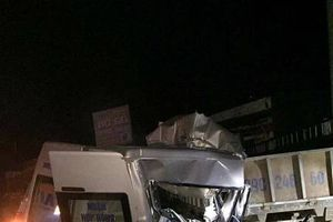 Sơn La: Tai nạn giao thông nghiêm trọng, 4 người thương vong