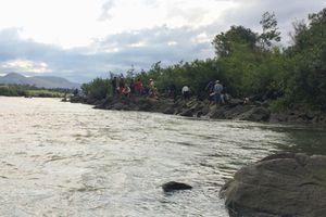 3 học sinh ở Gia Lai mất tích khi đi tắm sông