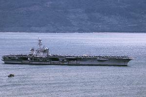 Đoàn tàu Hải quân Mỹ kết thúc chuyến thăm Đà Nẵng