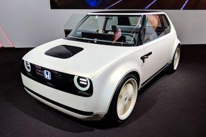 Honda biến xe đồ chơi thành xe thật với mẫu Urban EV