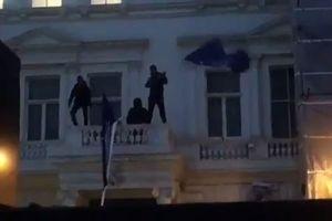 Sứ quán Iran tại Anh bị tấn công