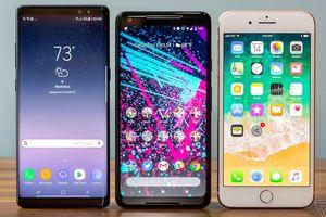 Android đánh bại iOS về sự trung thành của người dùng smartphone
