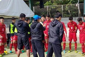 U16 Việt Nam đại chiến Thái Lan ở bán kết