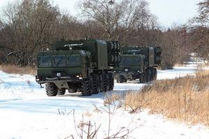 Tên lửa bờ Nga khai hỏa giữa 'trái tim' châu Âu