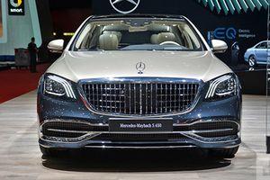 Chi tiết siêu xe sang Mercedes-Maybach S-Class 2019