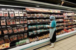 Nam Phi đối phó với thịt nhiễm khuẩn
