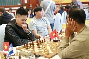 Trần Tuấn Minh vẫn trong nhóm đầu Giải Cờ vua quốc tế HDBank 2018