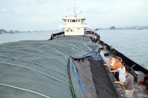 Làm rõ vụ tàu vận chuyển gần 700 tấn than bất hợp pháp