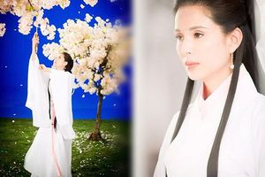 Lý Nhược Đồng đẹp xuất sắc khi hóa thân 'Tiểu Long Nữ' sau 23 năm