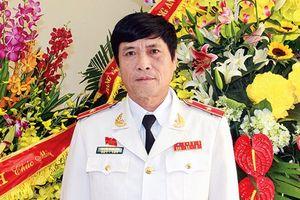 Khởi tố, bắt tạm giam nguyên Cục trưởng C50 Nguyễn Thanh Hóa