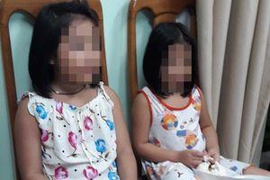 Giải cứu 2 bé gái bị bắt cóc, đòi tiền chuộc 50.000 USD