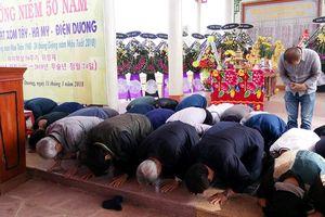Người Hàn Quốc cúi đầu xin lỗi vụ thảm sát Hà My